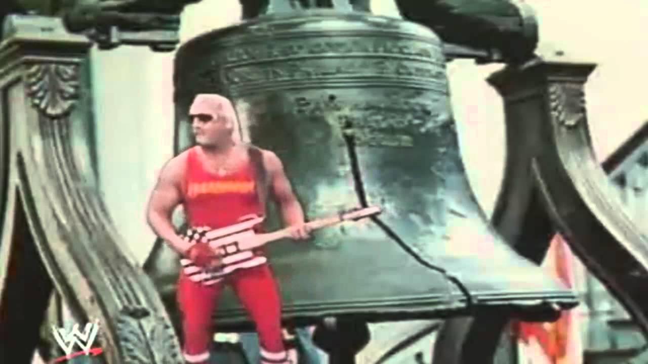 Youtube Hulk Hogan Entrance