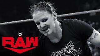 Shayna Baszler viciously bites Becky Lynch: Raw, Feb. 10, 2020