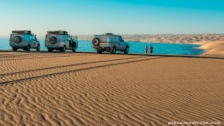NAMIB desert 4x4 expedition - integral crossing // by Geko Expeditions