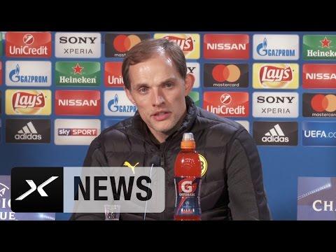 "Thomas Tuchel kritisiert UEFA: ""Gefühl der Ohnmacht"" | Borussia Dortmund - AS Monaco 2:3"