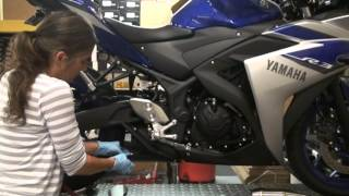 R3 Werkes USA Slip on exhaust installation Video and Review  Hardracing