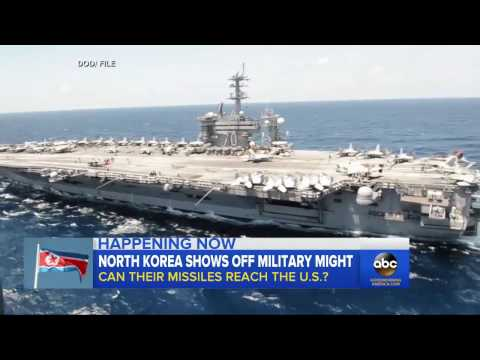 Thumbnail: Analysis of North Korea's missiles and their potential to reach the US