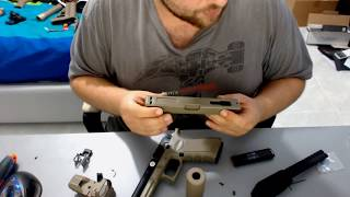 CUSTOM - Glock 18C Elettrica
