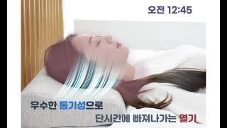 워셔블 메모리폼 기절 베개 영상
