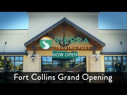 Grand Opening - Fort Collins Retail Store