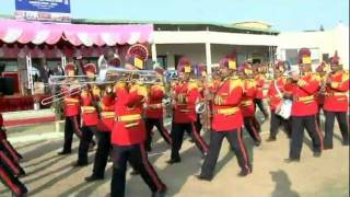 12th ALL INDIA POLICE BAND COMPETITION - 2011