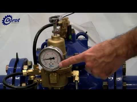 Installation and Commissioning of a Dorot S 300 PRV Tutorial