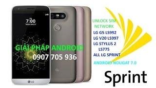 Lg G5 Apn Settings Sprint