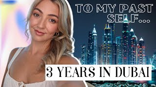 REFLECTING 3 YEARS LIVING IN DUBAI: WHAT I'VE LEARNT