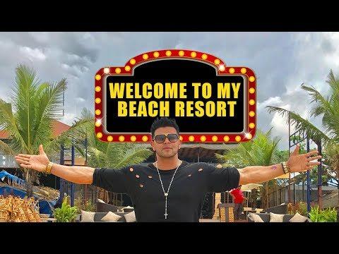 Welcome To My Goa Beach Resort