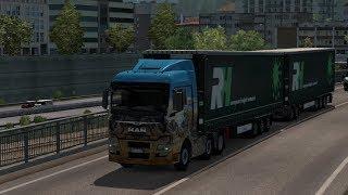 [1.34] Euro Truck Simulator 2   Krone MegaLiner by Sogard3 [v2.6]   Mods