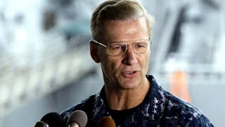 Navy removes 7th Fleet commander after second deadly accident
