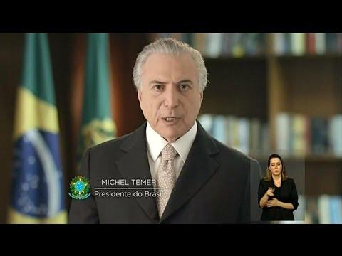Brazil's new president has economic mountain to climb