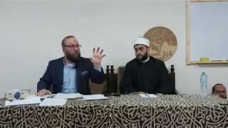 ندوة بعنوان من  اسس السعادة في الحياة الزوجية شيخ العمود