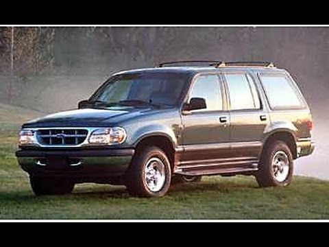 Look At A 1995 Ford Explorer Youtube