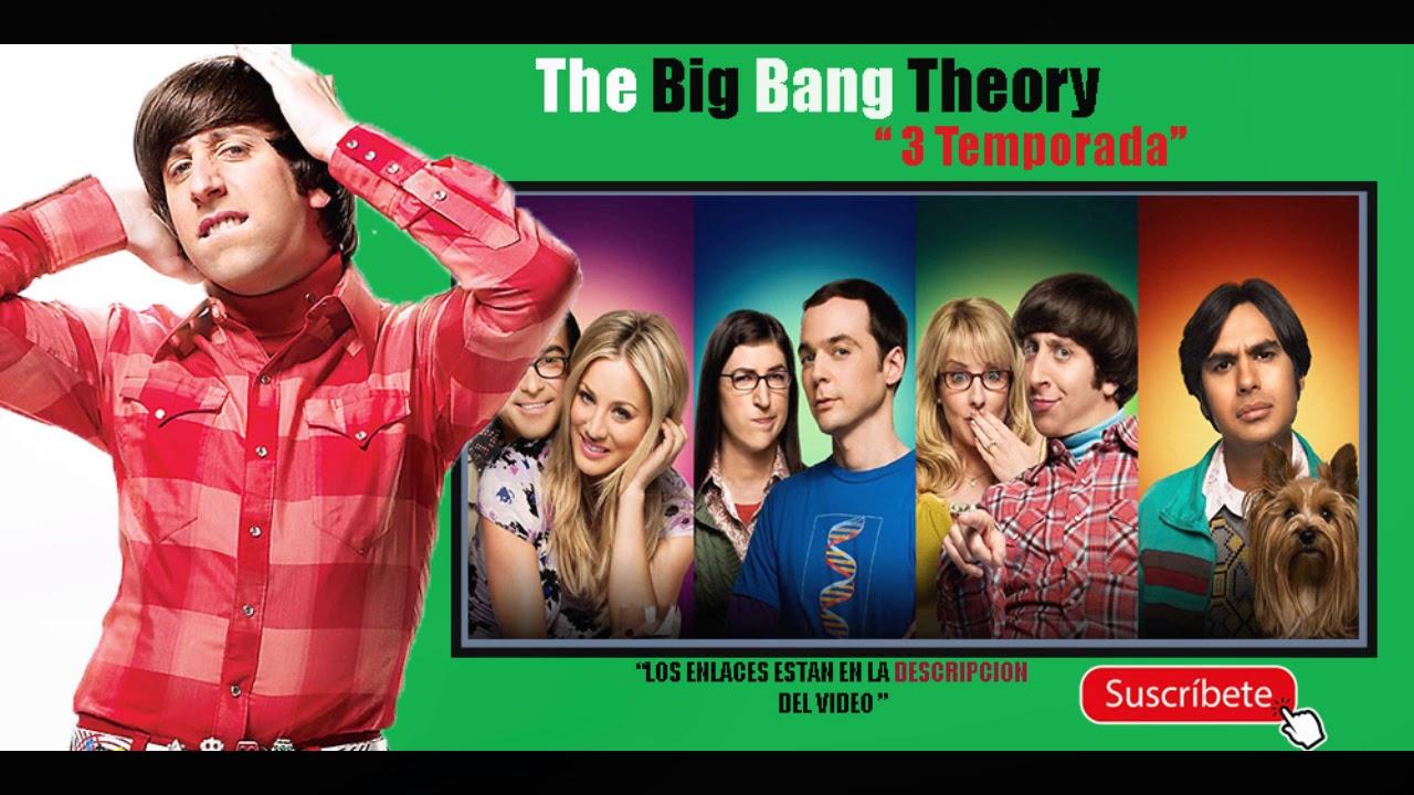 The Big Bang Theory en castellano