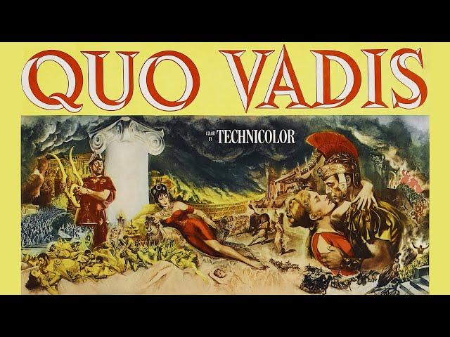 QUO VADIS - Trailer (1951, English)
