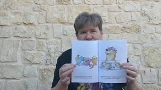 Tim reads the whole Making Monster Soup story! Children's Book Reading