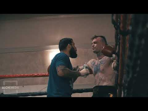 Eric Olsen v Tariq Mujahid Full Fight Top Kick Super Fights 11 17 17