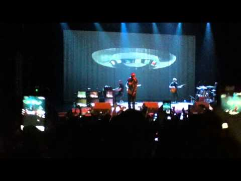 Frank Ocean ft. Earl Sweatshirt- Super Rich Kids @ The Wiltern 2012
