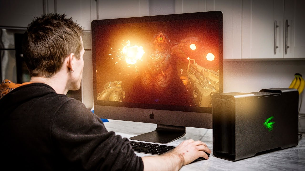 Why Macintosh computers are not good for gaming?