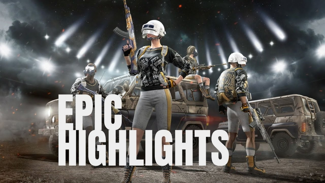 Epic Moments Compilation! 💯 | PUBG Continental Series 3 Highlights 🏆
