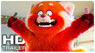 TURNING RED Official Trailer #1 (NEW 2022) Animated Movie HD
