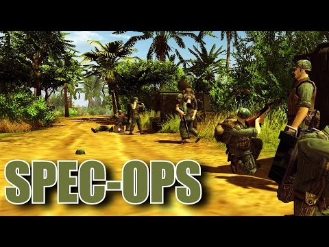 SPEC-OPS - Men of War: Vietnam - Tour of Duty: Ep. 3