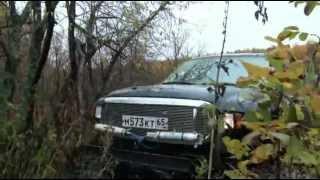 "Ford Excursion 4x4 ""FORDzilla"" Triton V10 6.8L 54"" tires"