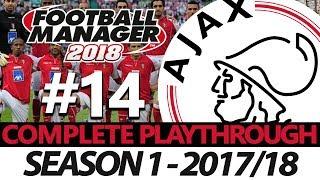 AJAX | #14 | PODCASTY | FOOTBALL MANAGER 2018
