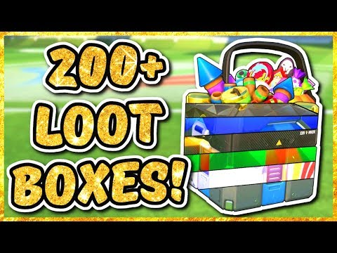 Overwatch - OPENING 200 OF ALL LOOT BOXES (Every Skin Unlocked!)
