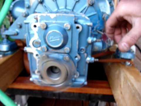 Perkins M50 50PS 1399h guter Zustand in Aktion baugleich