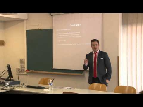 "Prof. Sebastiaan Vandendogaerde, ""Legal Periodicals as Builders of Nations"""