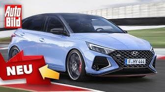 Hyundai i20 N (2020): Neuvorstellung - Skizze - Hot Hatch - Infos