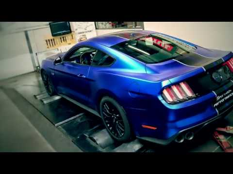 FORD MUSTANG 5.0L V8 421CV STAGE 1 + E85 SPORTECH PERFORMANCE