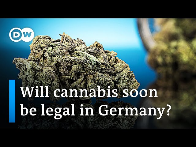 Germany on the brink of legalizing cannabis | DW News