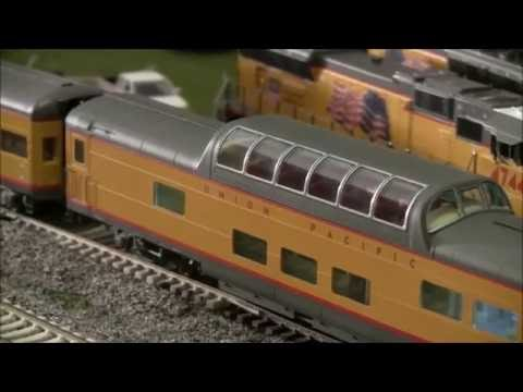 Review of the Walthers 85' ACF Dome Obs Lounge Car, Giveaway winner revealed & more