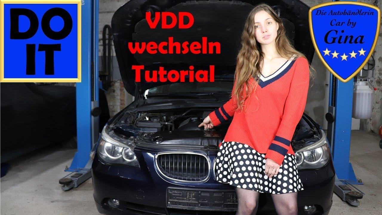 Ventildeckeldichtung Wechseln I Anleitung Fur Fast Alle 6 Zylinder Von BMW Tutorial E60 E61