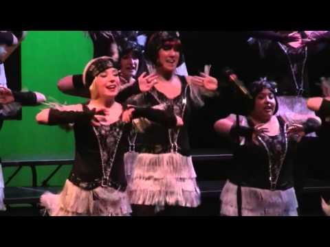 Glendora High School Silhouettes Show Choir