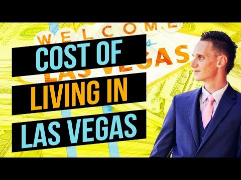 Cost Of Living In Las Vegas In 2020 - Still Affordable?