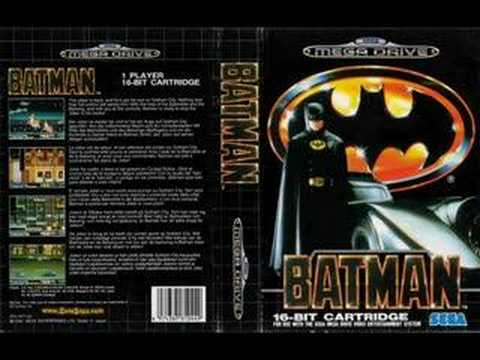 Batman Theme - Gotham City Streets III