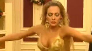 Dansöz Avrupa Yakası göbek dansı Cem Selin Aslı İffet ev halkı yılbaşı - belly dance