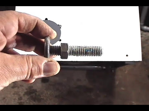 Leg Adjusting Maytag Washer Youtube