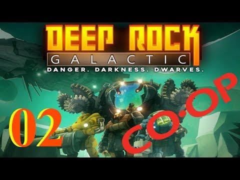 EASY PEASY LEMON SQUEEZY - Deep Rock Galactic Part 2 - Coop Mining Adventure