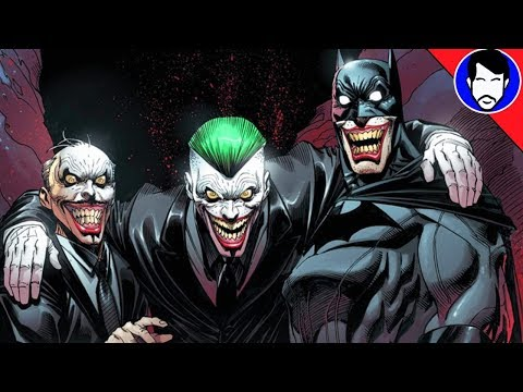 Batman Joker Teamup Dark Knights Metal 6 Youtube