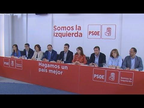 PSOE pide apoyo a su programa de Gobierno