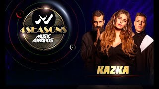 KAZKA - Плакала, M1 Music Awards 2018