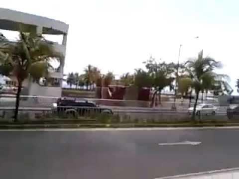 marlon stockinger in mall of asia f1 demo