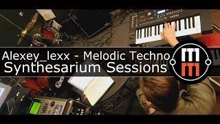 Alexey_lexx - melodic techno - Elektron Analog Keys+Nord Lead+Nord Modular G2 Engine.