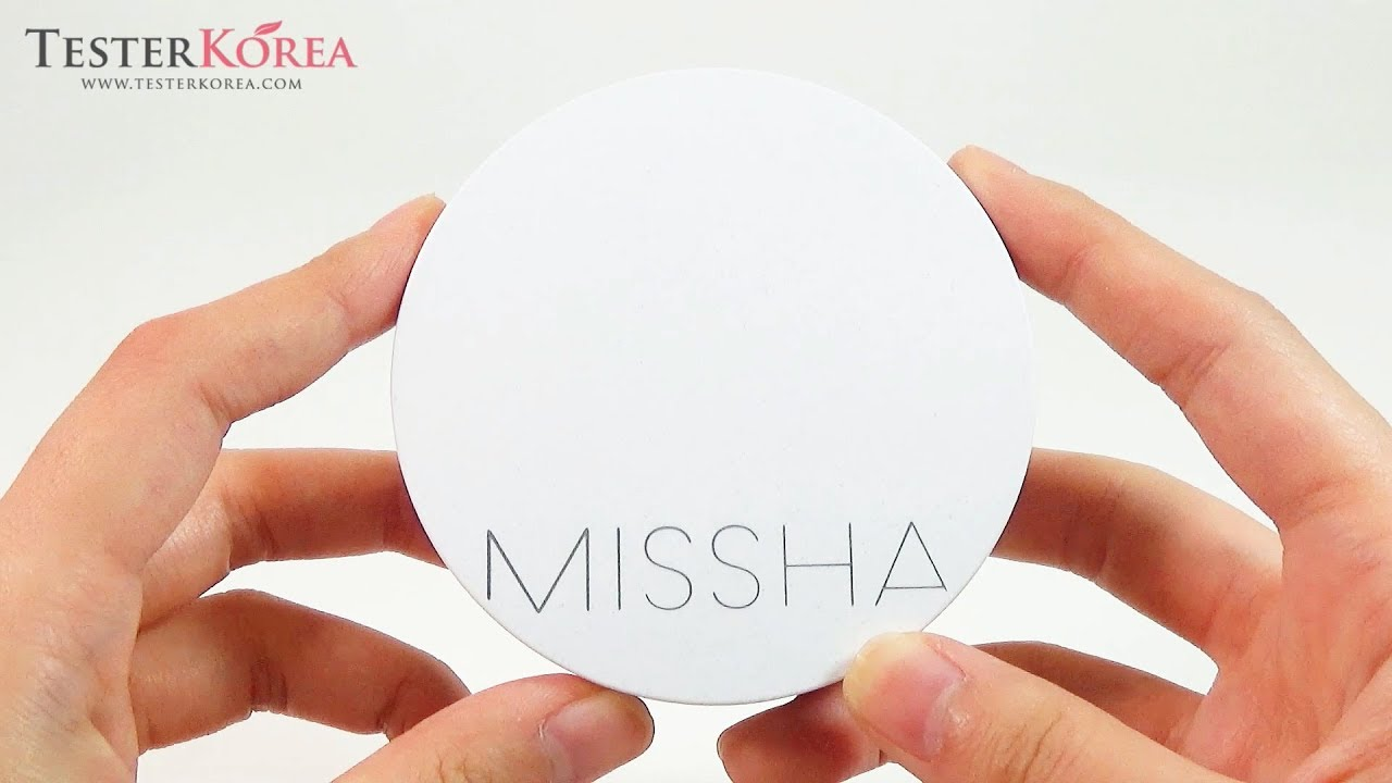 Testerkorea Missha Magic Cushion Moist Up Spf50 Pa 15g 23